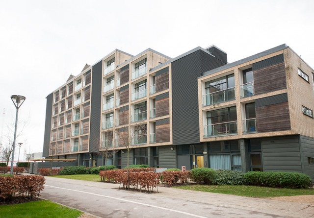 Addenbrookes, Cambridge, Install by Syte Architectural