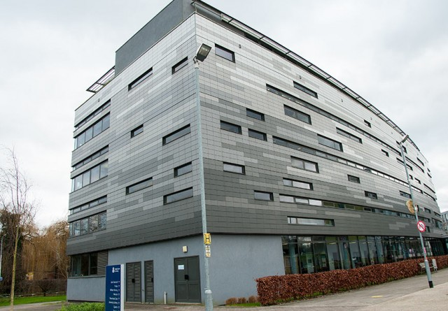 Anglia Ruskin University Install by Syte Architectural