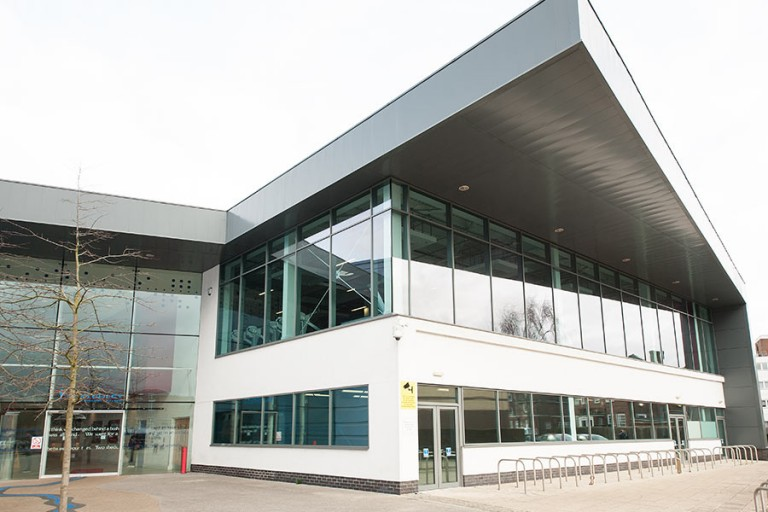 Bletchley Leisure Centre - Milton Keynes